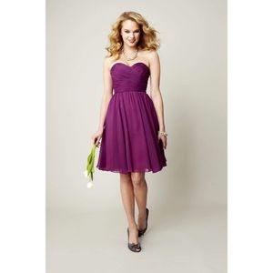 854d7ded173 Royal Purple Kennedy Blue Bridesmaid Dress